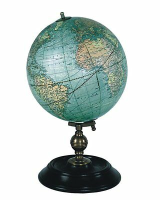 G329: Authentic Models,Art Decoration Desktop globe after Weber Costello Chicago