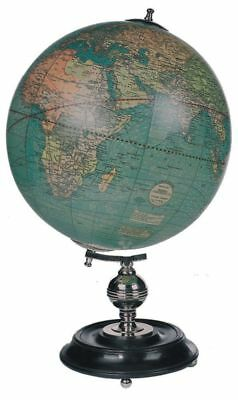 G333: Large Weber Costello Table globe in the Art Decoration Style,US. Model 21