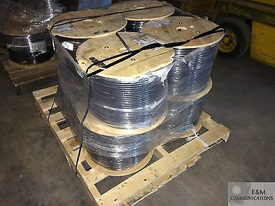 "New! Rgc213-Cca-50J Rfs 1000 Ft 305 Meter Fgflex 50 Ohm 5/16"" Cable Spool"