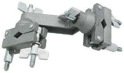 NEW - Gibraltar Adjustable Angle 2-Hole Grabber Clamp, #SC-PUGC