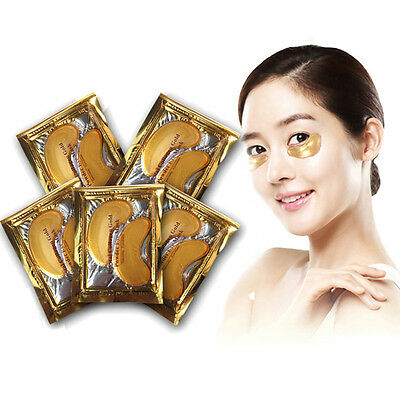 15 Pairs  Collagen Crystal Eye Mask Eyelid Care Patch Pad Moisture Anti-Wrinkle