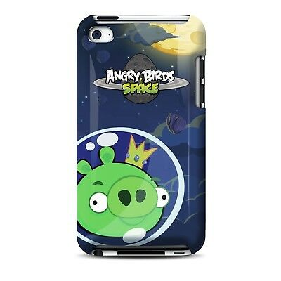 Coque Housse Angry Birds Collection King Pig Space iPod Touch 4