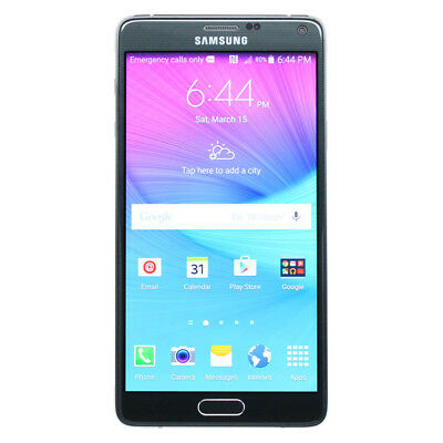 Samsung Galaxy Note 4 SM-N910T for T-Mobile Black or White