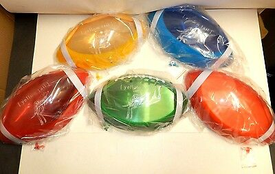 Brand New Full Set Of 5 Yellow Tail Wine Holiday Tailgate Football Lightboxes