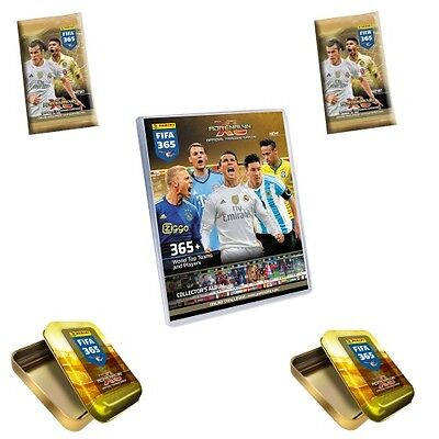 Adrenalyn Xl Fifa 365 Trading Cards / Starter Pack / + Figure ~ Panini Football