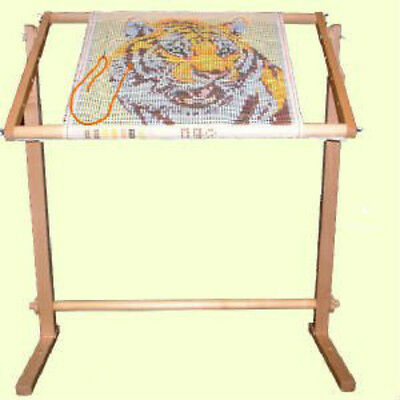 Elbesee Floor Standing Tapestry & Cross Stitch Roller Frame - Assorted Sizes
