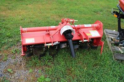 "BRAND NEW Terra Force YJC062 62"" 3PT Rotor Tiller for 26-35HP TRACTORS"