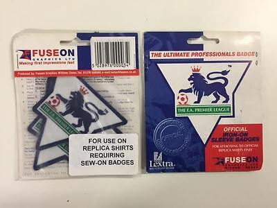 F.A. Premiership Sleeve Patch 1992-2003 ORIGINAL PACKAGING