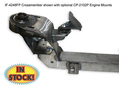 1942-48 Ford Bolt In IFS Kit with SB Chevy Mounts Installed - IF-4248FP