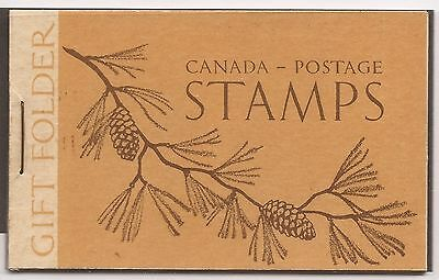 CANADA COMPLETE BOOKLET BK39a MINT VF NH