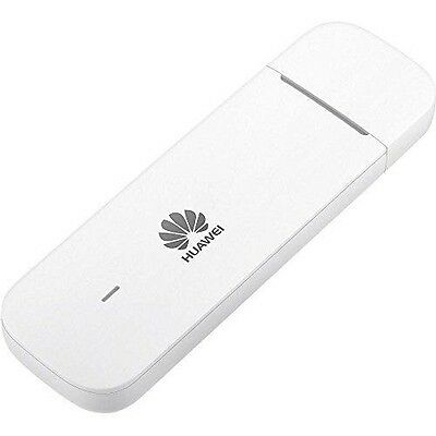 Huawei E3372 Dongle 4G Wi-Fi Batterie de secours Blanc [Blanc]  NEUF
