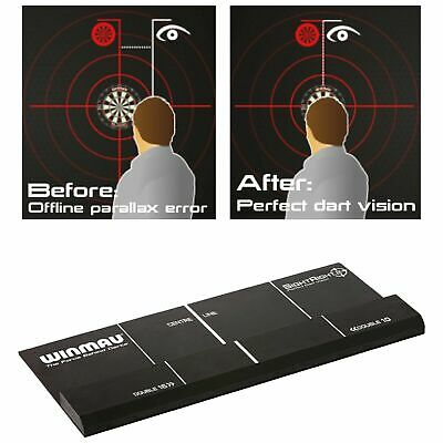 WINMAU SIGHT RIGHT 2 TRAINING AID NEW 2016, Dart Vision