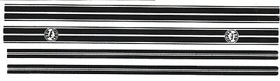 Side Stripes for Super Bee and for 1970 Plymouth 1/24th - 1/25th Scale Decals