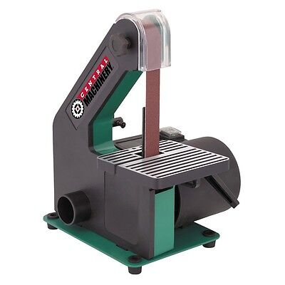 NEW Belt Sander 1 x 30 Bench top 1/3 HP Motor Workshop Adjustable Tilting Table