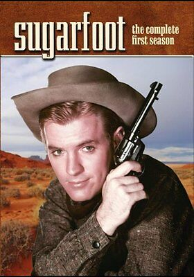 NEW Sugarfoot: The Complete First Season (DVD)