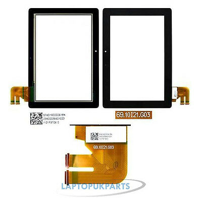 For Tablet PC Asus Transformer Pad TF300T Replacement Touch Screen Digitizer G03