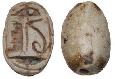 Egypt_Second Intermediate Period_1650 - 1550 BC_steatite Scarab