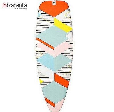 Brabantia Cotton + 2Mm Ironing Table Cover For Size D 135Cm 45Cm New Assorted
