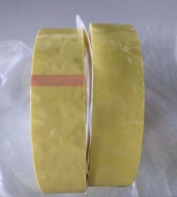 Adhesive Coil winding/Transformer Tape 130oC Polyester 66m Rolls (01-009)