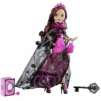 Ever After High Bambola Briar Beauty serie con spazzola Capelli BCF48