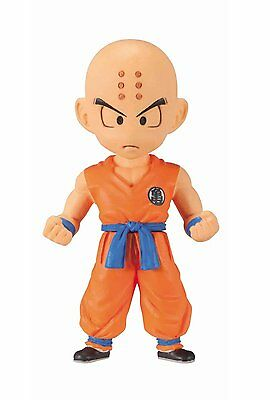 "Banpresto Dragon Ball Z 2.8"" KRILLIN Movie World Collectable Figure Volume 1"