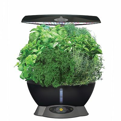 Miracle-Gro AeroGarden Classic 6 with Gourmet Herb Seed Pod Kit