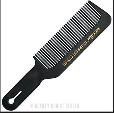 Andis Flat Top Comb - Barber, Salon, hair style