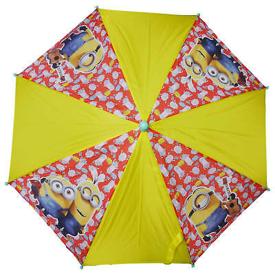 Despicable Me Minions Kids Umbrella