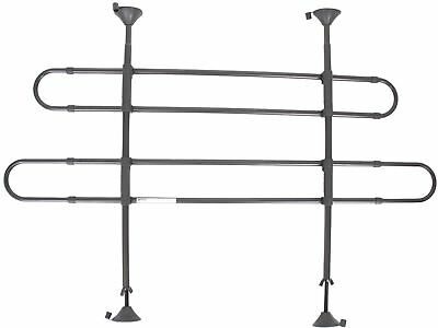 Highland (2004500) Black Universal Pet Barrier for Car Cargo Area, New