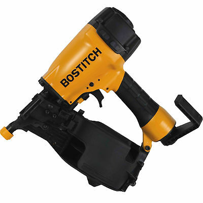 "Bostitch 1-1/4"" to 2-1/2"" 15 Deg. Coil Siding Nailer N66C-1 New"