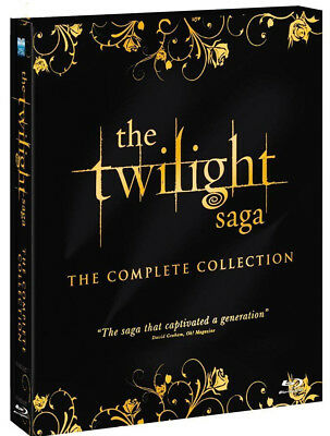 Twilight Collection - Saga Completa (5 Blu-Ray) Versione Italiana
