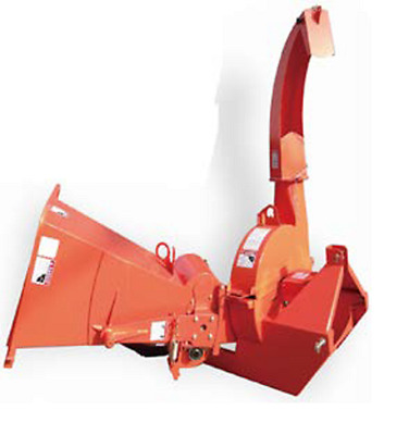 Wood Chipper - Self Feeding Part No = Fibx62S