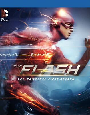 The Flash - Stagione 01 (4 Blu-Ray) WARNER HOME VIDEO