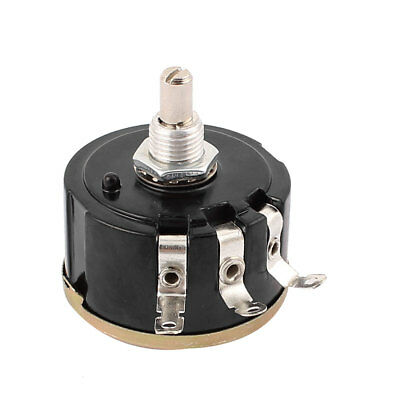 WX112(050) 6mm Round Shaft 5% 4.7K Ohm Variable Wire Wound Potentiometer
