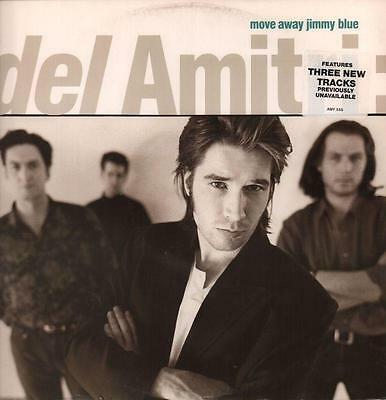 "Del Amitri(12"" Vinyl P/S)Move Away Jimmy Blue-A&M-AMY 555-UK-1990-VG/NM"
