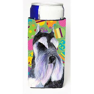 Schnauzer Easter Eggtravaganza Michelob Ultra bottle sleeves For Slim Cans