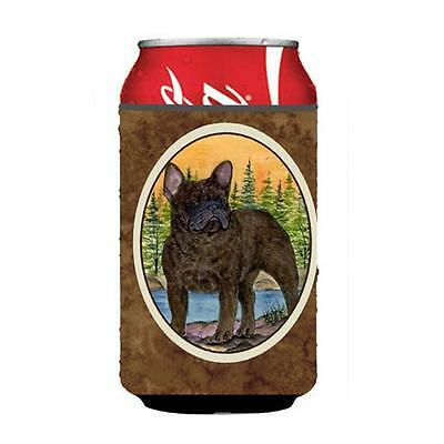 Carolines Treasures SS8597CC French Bulldog Can Or bottle sleeve Hugger