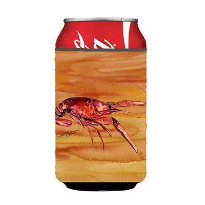 Carolines Treasures 8232CC Crawfish Can Or Bottle Hugger 12 oz.