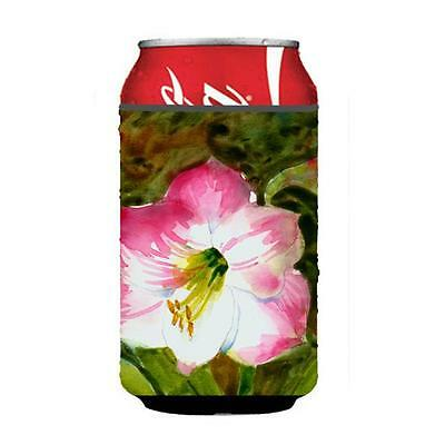 Carolines Treasures MM6053CC Flower Can or bottle sleeve Hugger