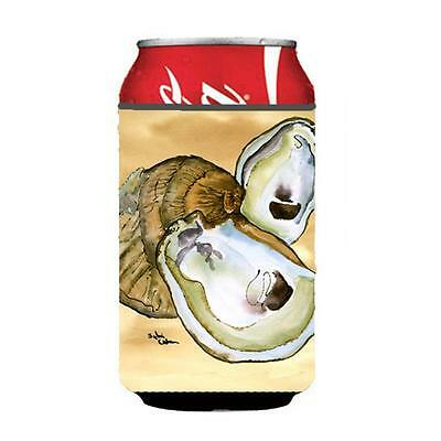 Carolines Treasures 8160CC Oyster Can Or Bottle Hugger 12 oz.