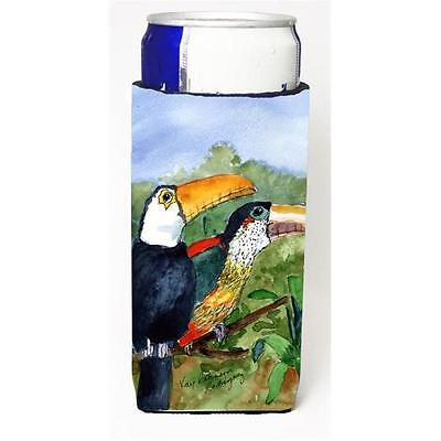 Carolines Treasures KR9032MUK Bird Toucan Michelob Ultra s For Slim Cans 12 oz.