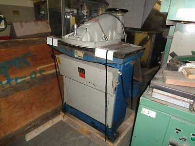 USM Hydraulic Clicker Press 20x 40.