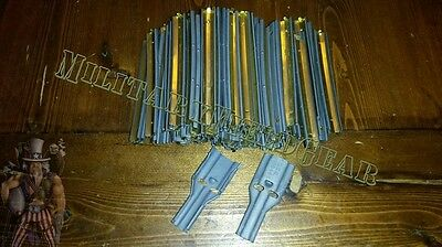 100ct. Stripper Clips + 2 Charger/Loader Spoon 5.56 .223 GGG Once Loaded