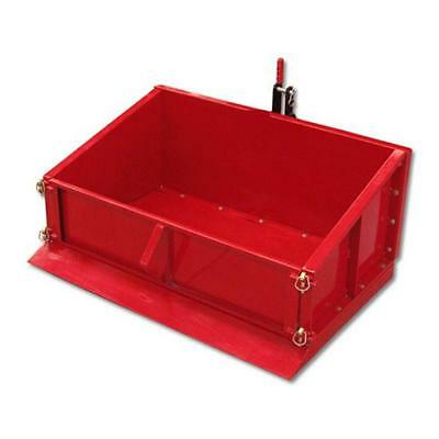 Carry-All Box Farm Tractor Land Scape 650kg Part No FITB150HD