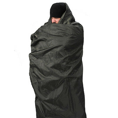 Snugpak Insulated Jungle Blanket-Liner for Military/Survival/Camping in Black