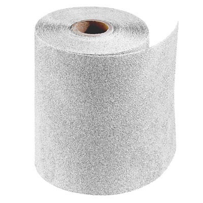 "4.5"" x 30 ft 220 Grit Stikit Sandpaper Roll Porter-Cable 740002201 New"