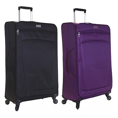 Karabar Extra Large XL 79 cm Super Lightweight Suitcase Luggage Trolley Bag Case