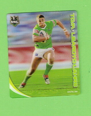 2010 Rugby League  Tazo  #13  Tom Learoyd-Lahrs, Canberra Raiders