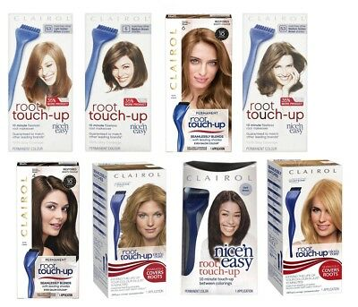Clairol Nice'n'Easy Root Touch-Up (Choose Your Option)
