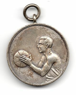 MEDAL = Basketball / Volleyball. 32mm Dia. Un-Named.
